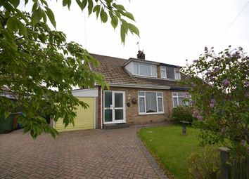 Thumbnail 2 bed semi-detached house to rent in Ranby Drive, Hornsea, East Yorkshire