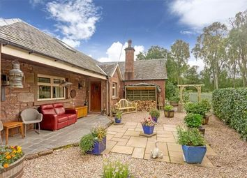 Thumbnail 4 bed detached house for sale in North Lodge Of Lindertis, Airlie, Angus