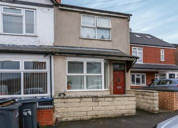 Thumbnail 3 bed end terrace house for sale in Common Lane, Ward End, Birmingham, West Midlands