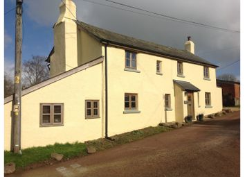 Thumbnail 3 bed detached house for sale in Way Village, Tiverton