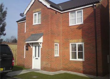 Thumbnail 4 bed detached house to rent in Clay Cross Drive, Clipstone Village, Mansfield, Nottinghamshire