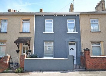 Thumbnail 3 bed terraced house for sale in Stunning Larger Than Average Period House, Fairoak Avenue, Newport