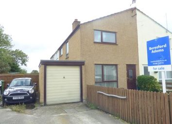 Thumbnail 3 bed terraced house for sale in Tyn Rhos Estate, Gaerwen, Sir Ynys Mon