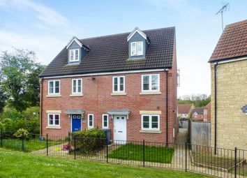 Thumbnail 3 bed semi-detached house for sale in Brooklands, Chippenham