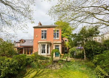 Thumbnail 4 bed detached house for sale in Higher Bank Road, Fulwood, Preston