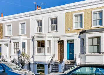 Thumbnail 3 bed flat for sale in Merthyr Terrace, Barnes, London