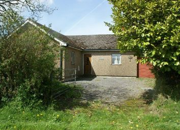 Thumbnail 4 bed detached bungalow for sale in Betws Ifan, Ceredigion