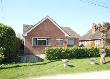 Thumbnail 2 bed detached bungalow for sale in Limes Avenue, Burghclere, Newbury