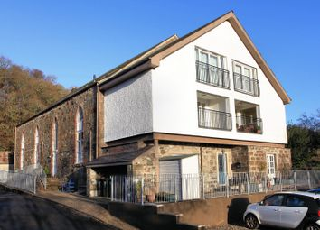 Thumbnail 3 bed flat to rent in Burrell Street, Comrie