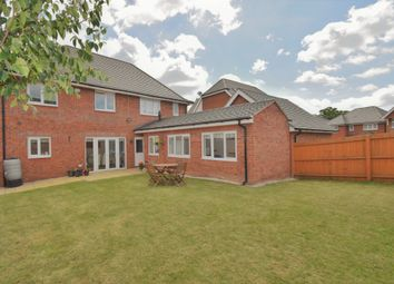 4 bed detached house for sale in Hadstock Close, Humberstone, Leicester LE5