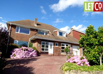 Thumbnail 4 bed detached house to rent in Mariners Way, Warsash, Southampton