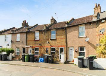 Thumbnail 2 bed terraced house to rent in Railway Street, Northfleet