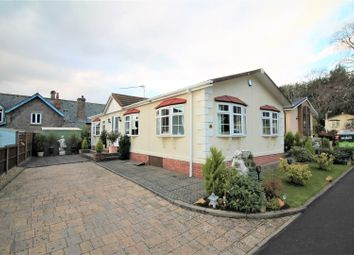 Thumbnail 2 bed mobile/park home for sale in Clanna Country Park, Alvington, Lydney
