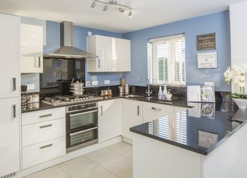 "Thumbnail 4 bedroom detached house for sale in ""Hollinwood"" at Townfields Road, Winsford"