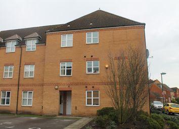Thumbnail 2 bed flat for sale in Edmonstone Crescent, Nottingham