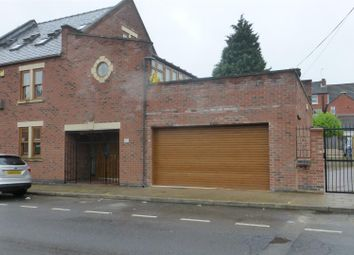 Thumbnail 4 bed detached house for sale in King Edward Street, Hucknall, Nottingham
