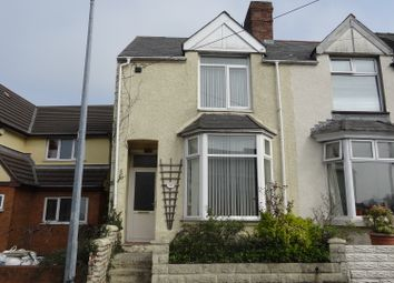 Thumbnail 2 bed end terrace house for sale in Dobbins Road, Barry