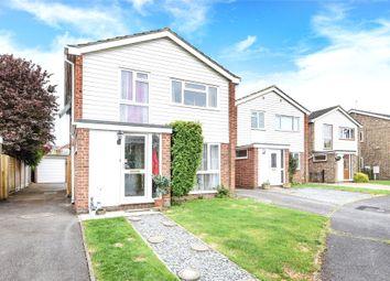 Thumbnail 4 bed detached house for sale in Delane Drive, Winnersh, Wokingham, Berkshire