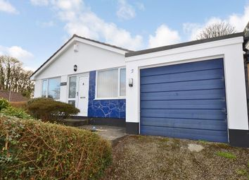 Thumbnail 2 bed detached bungalow for sale in Dingles Close, Ponsanooth, Truro
