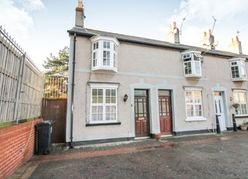 Thumbnail 2 bed end terrace house for sale in Wellington Terrace, Rhyl