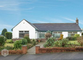 Thumbnail 3 bed detached bungalow for sale in Crompton Road, Lostock, Bolton, Lancashire