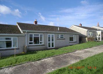 Thumbnail 2 bed bungalow to rent in Lambton Court, Pembroke, Pembrokeshire