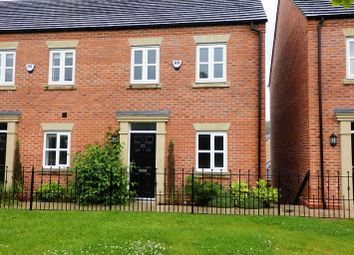 Thumbnail 3 bed town house to rent in Mariner Walk, Chorley