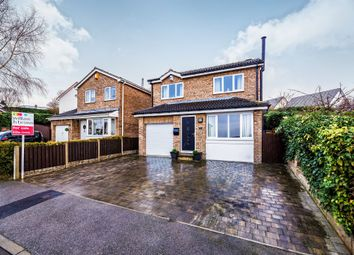 Thumbnail 4 bed detached house for sale in Ravenshaw Close, Redbrook, Barnsley