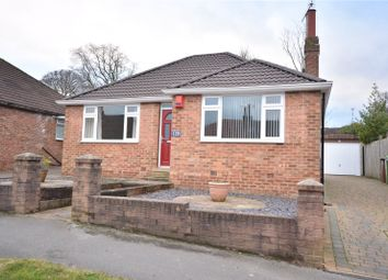 Thumbnail 2 bed bungalow for sale in High Moor Crescent, Leeds, West Yorkshire