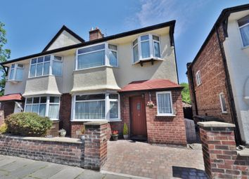 Thumbnail 3 bed semi-detached house for sale in Lonsdale Villas, Seaview Road, Wallasey