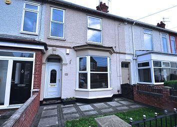 3 bed terraced house for sale in Ellesmere Avenue, Hull, North Humberside HU8