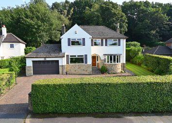 Thumbnail 4 bed detached house for sale in Oakdale, Harrogate