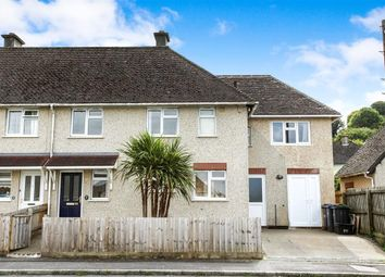 Thumbnail 4 bed semi-detached house for sale in Wiltshire Road, Salisbury, Wiltshire