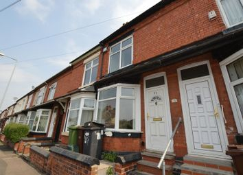 Thumbnail 3 bed terraced house for sale in Court Road, Wolverhampton