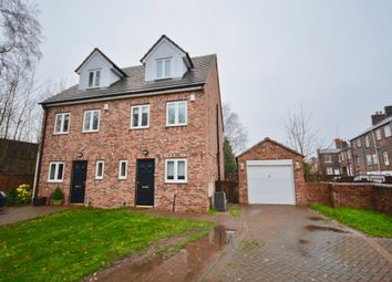 Thumbnail 3 bed semi-detached house to rent in Willow Gardens, Wombwel, Barnsley