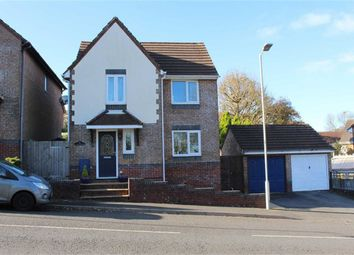 Thumbnail 3 bedroom detached house for sale in Ffordd Taliesin, Killay, Swansea