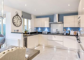 """Thumbnail 4 bedroom detached house for sale in """"Holden"""" at Monkerton Drive, Pinhoe, Exeter"""