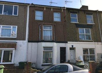 Thumbnail 1 bed flat for sale in Alma Road, Sheerness