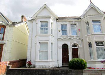 Thumbnail 4 bed semi-detached house for sale in Glenalla Road, Llanelli, Carmarthenshire.