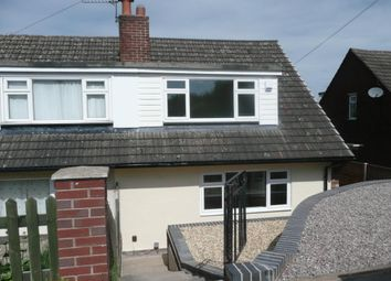 Thumbnail 3 bed semi-detached house to rent in Copperbeech Road, Ketley, Telford