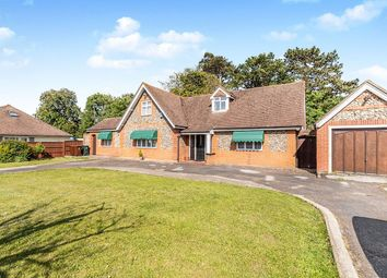 Thumbnail 3 bed detached house for sale in Hartley Road, Longfield, Kent