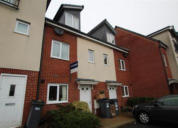 Thumbnail 3 bed town house to rent in Brentleigh Way, Hanley, Stoke-On-Trent
