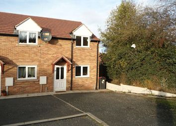 Thumbnail 2 bed end terrace house to rent in Cedar Court, Telford