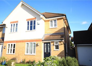 Thumbnail 3 bedroom semi-detached house for sale in Trinity Drive, Hillingdon, Middlesex