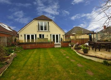 Thumbnail 5 bed detached house for sale in Oakhurst Lane, West Moors, Ferndown
