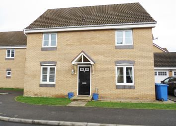 Thumbnail 4 Bed Detached House For Sale In Ocean Court Derby