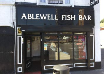 Thumbnail Retail premises for sale in Ablewell Street, Walsall