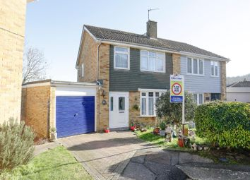 Thumbnail 3 bed semi-detached house for sale in Briar Close, River, Dover