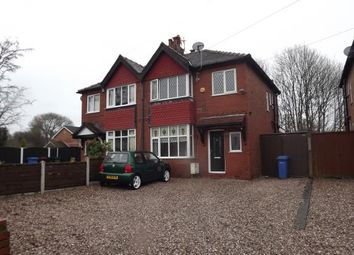 Thumbnail 3 bedroom semi-detached house for sale in Garners Lane, Stockport, Greater Manchester