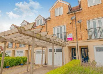Thumbnail 3 bed property to rent in St Katherines Mews, Hampton Hargate, Peterborough